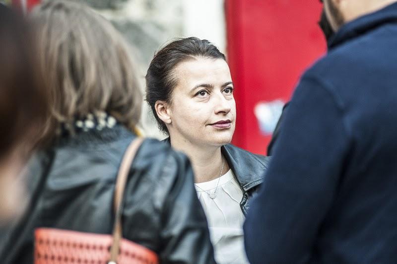 Cécile Duflot. Crédit photo : Timothé Lepage