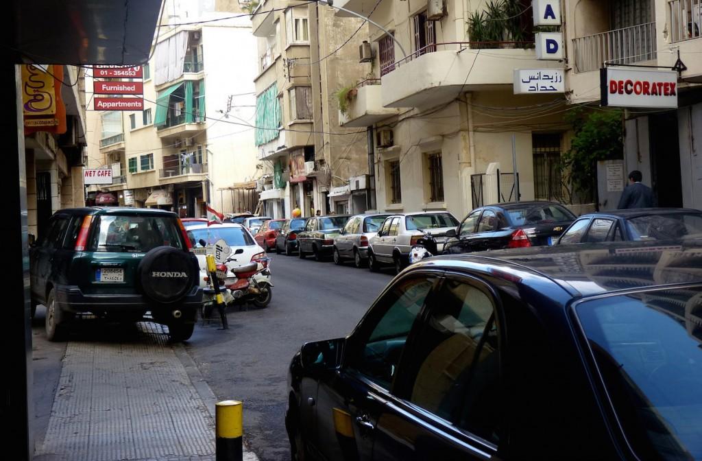 Beyrouth (© Maya-Anaïs Yataghène)